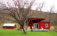 Willow Lake Farms Vacation Homes_The Cottage_Fishkill NY