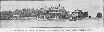 History of Willow Lake Farms_Knickerbocker Lodge_Fishkill NY