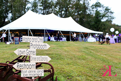Weddings at Willow Lake Farms Vacation Rentals Hudson River Valley